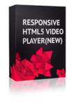 Responsive HTML5 Video Player (NEW) Joomla Module