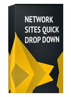 Network Sites Quick Drop Down Joomla Module
