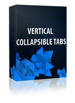 Vertical Collapsible Tabs Joomla Module
