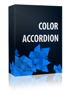 Color Accordion  Joomla Module