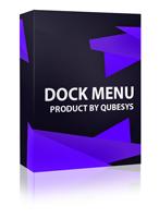 Dock Menu Joomla Module