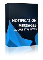 Notification Messages Joomla Module