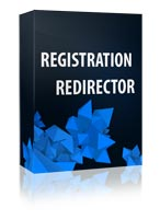 Registration Redirector Joomla Plugin