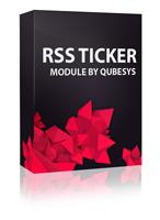 RSS Ticker Joomla Module