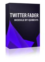 Twitter Fader Joomla Module