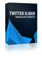 Twitter Slider Joomla Module