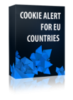 Cookie Alert for EU Countries  Joomla Module
