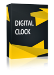 Digital Clock Joomla Module