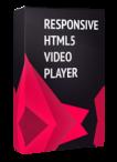 Responsive HTML5 Video Player Joomla Module