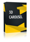 3D Carousel Joomla Module