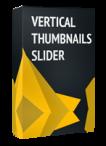 Image slideshow with vertical thumbnails slider Joomla Module
