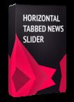 Horizontal Tabbed News Slider Joomla Module