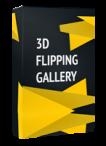 3D Flipping Gallery Joomla Module