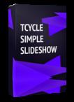 TCycle Simple Slideshow Joomla Module