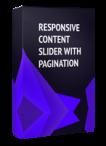 Responsive Content Slider with Pagination Joomla Module