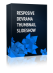 Responsive Devrama Thumbnail Slideshow Joomla Module